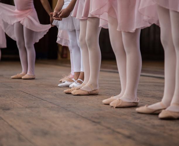 Ballet North - Garden Room