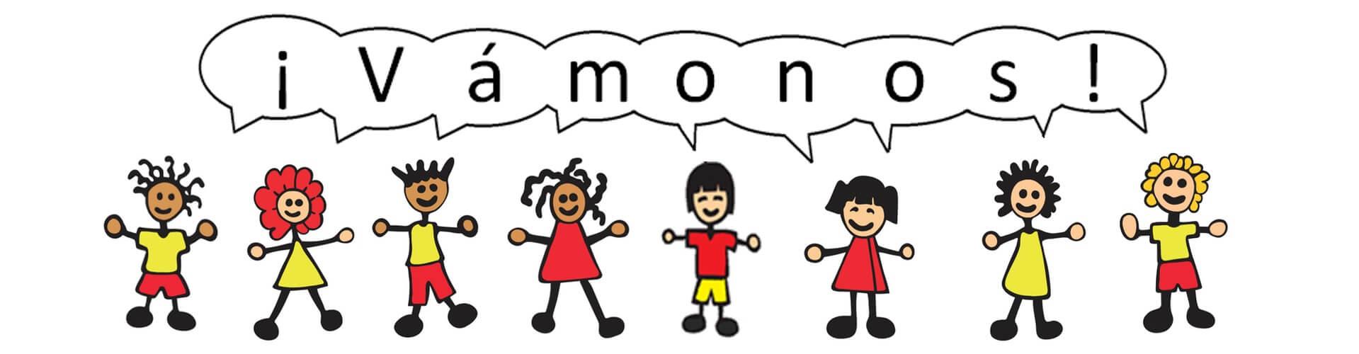 Vamonos Spanish (5 - 6yr old)