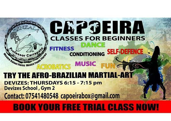 Capoeira Martial Arts Classes