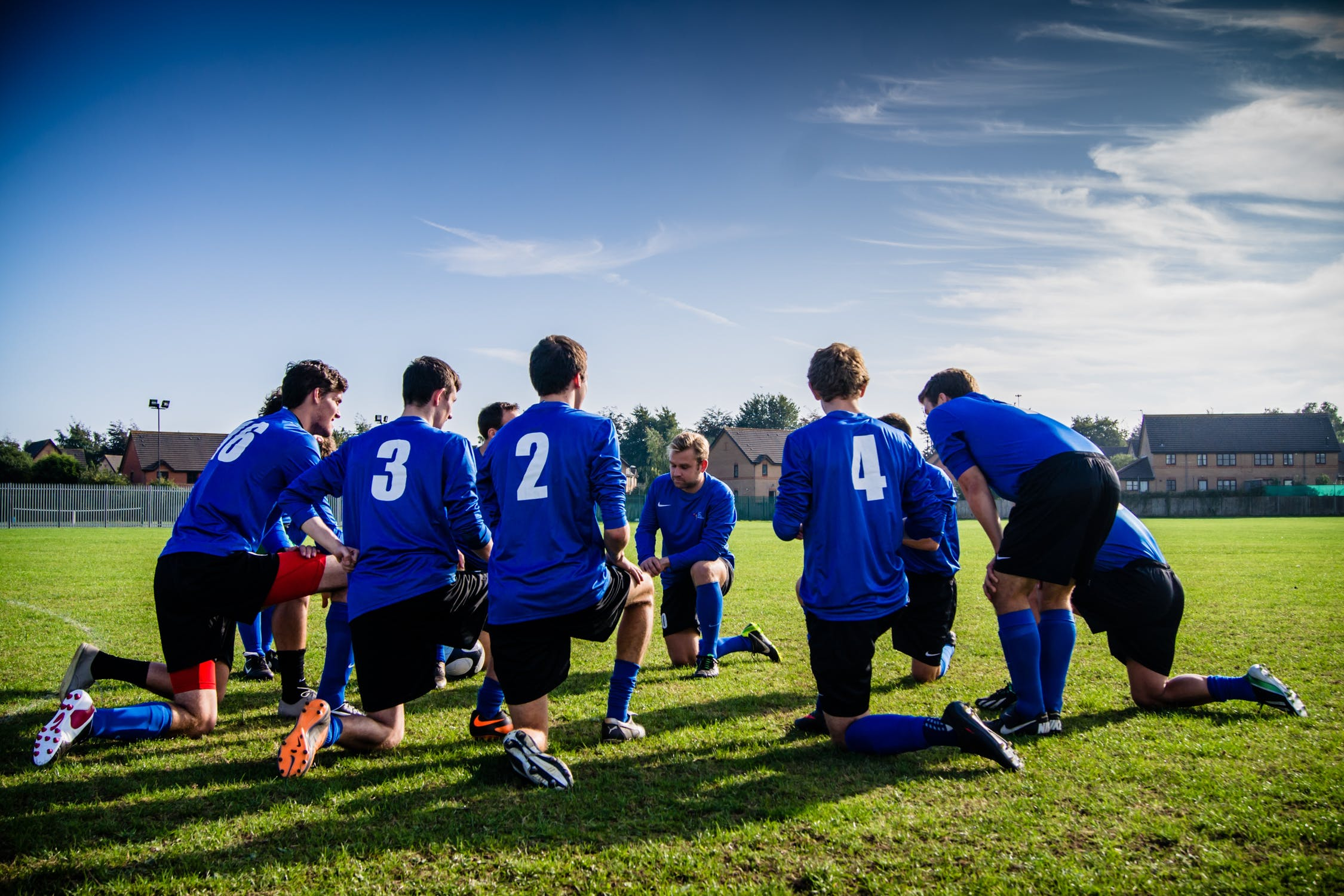 Soccer Sixes - Football Leagues