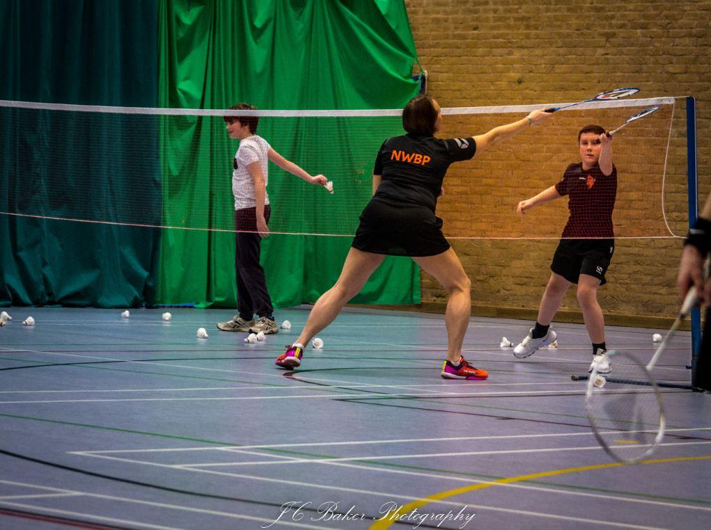 The North Wiltshire Badminton Project - Junior Badminton Classes (Saturdays)