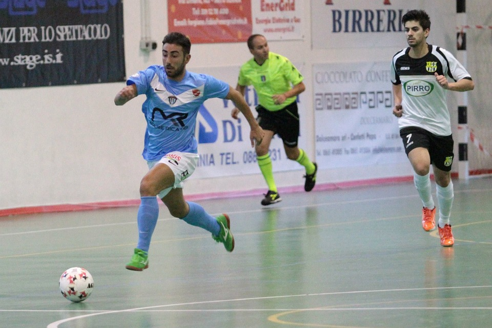 Private Indoor Football (Sundays)