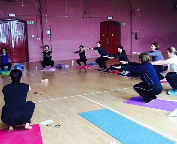 MY-YOGA - Yoga Classes