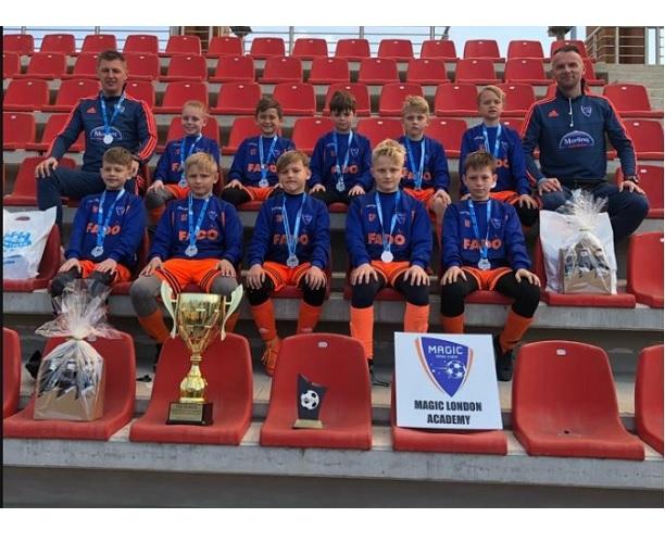Magic Football Academy - Kids Football (Wednesdays)
