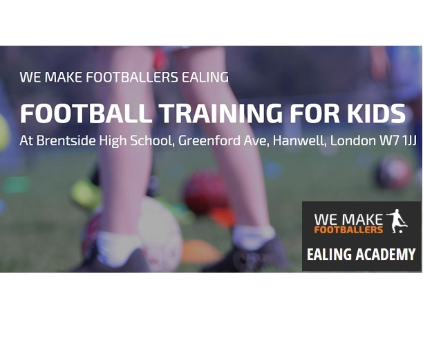 We Make Footballers - Youth Football Practice