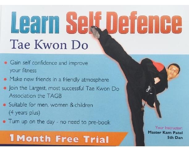 Kam's Tae Kwon-Do - Kids Classes