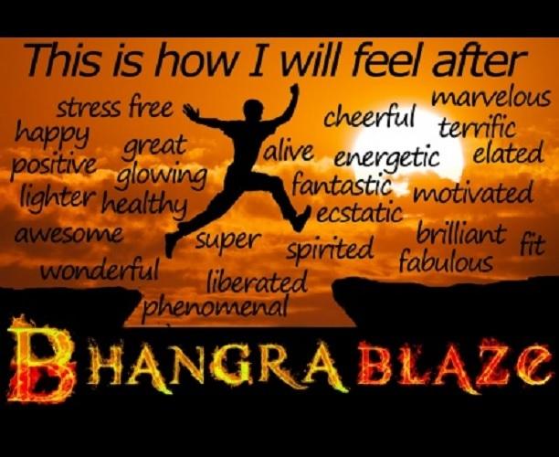 BhangraBlaze - Exercise Class