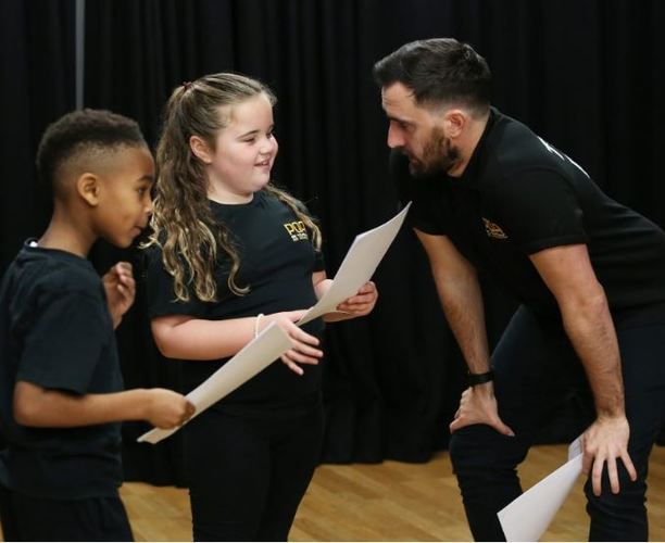 Performing Arts Classes - Morning Session