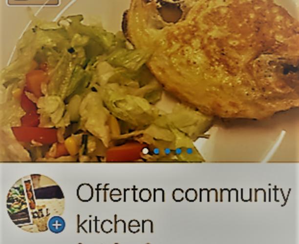 Offerton Community Kitchen - Offerton Community Centre - Lounge