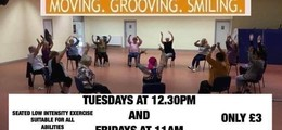 Zumba Gold - Offerton Community Centre - Hall