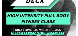 'HIIT THE DECK'