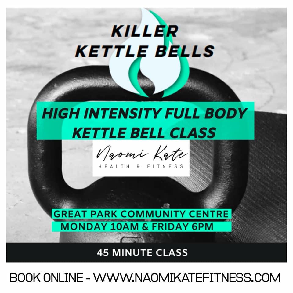 Killer Kettle Bells