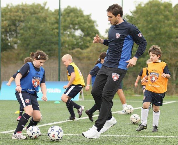 Grange Park Rangers - Youth Football Training