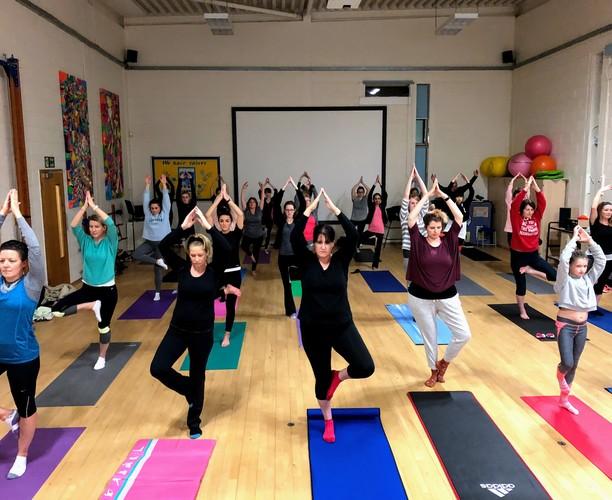 Yoga with Sam - Thursday Evenings
