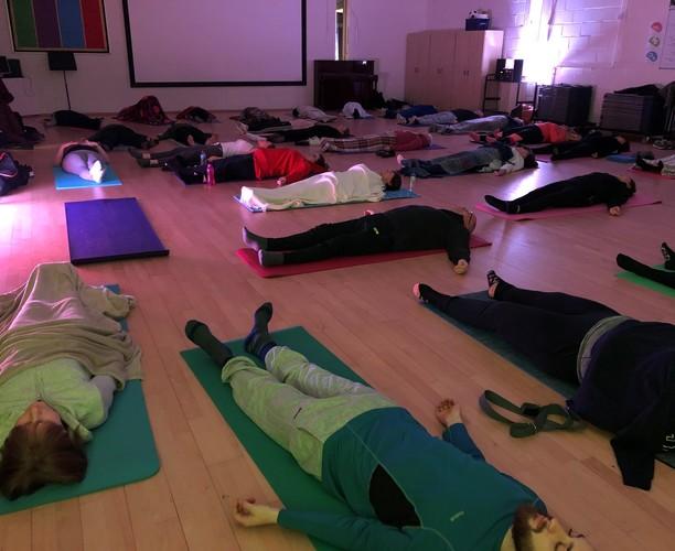 Yoga with Sam - Monday Evenings