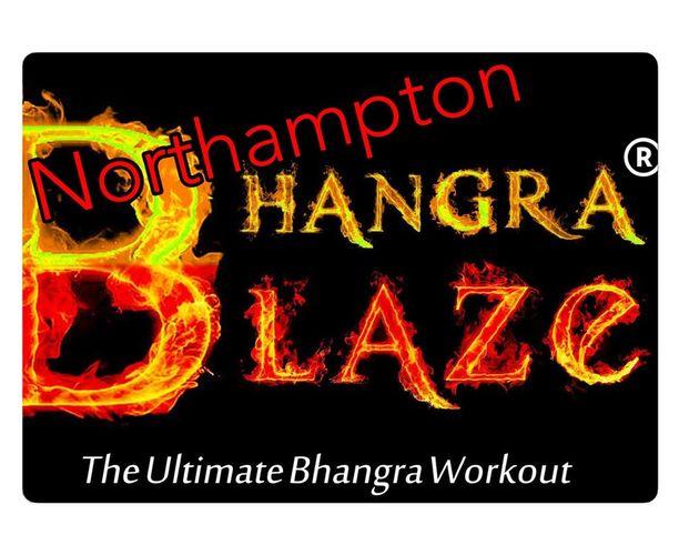 BhangraBlaze Exercise Class