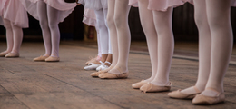 Ballet classes for young children