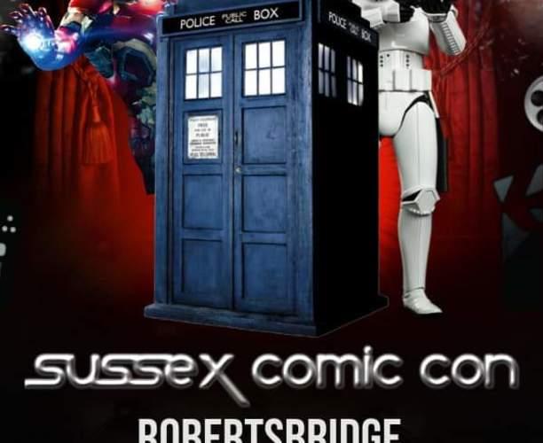 Sussex Comic Convention