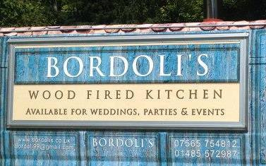Bordoli's Mobile Pizza's
