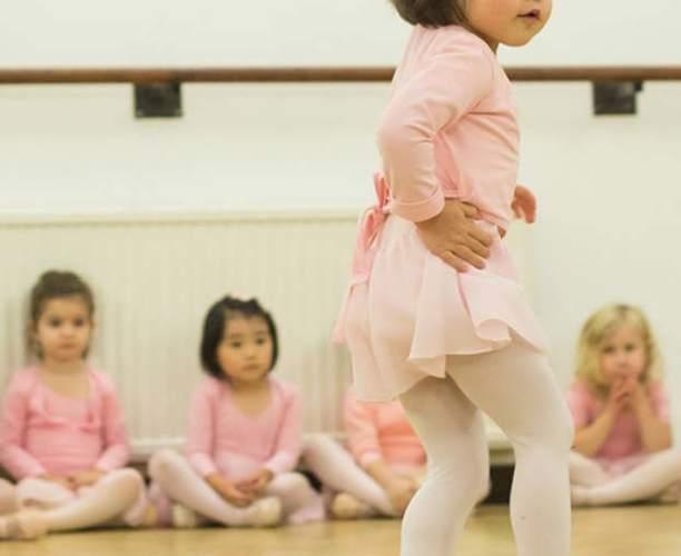 Regal Ballet - Ballet Classes for Young Children