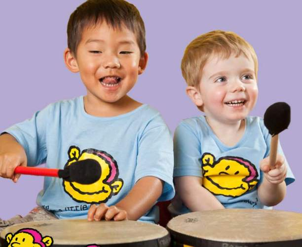 Monkey Music - Classes  for  Babies and Toddlers