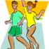 Pilates and Zumba with Jana Uhlirova