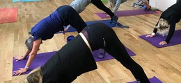 Yoga Stretch with Lets Dance Maxine
