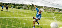 Football - Dads v Dads