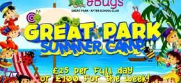 Butterflies & Bugs Summer Camp