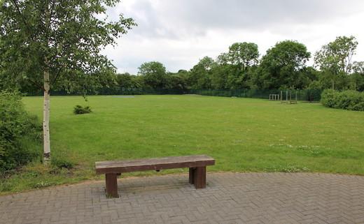 Regular ormiston grassed area 2 th