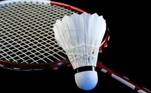 Regular badminton