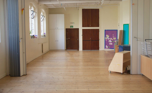 Regular small hall new