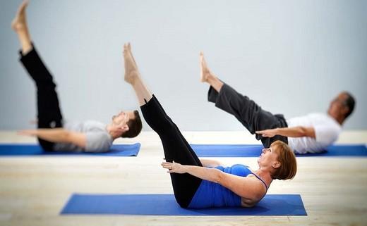 Regular pilates 2