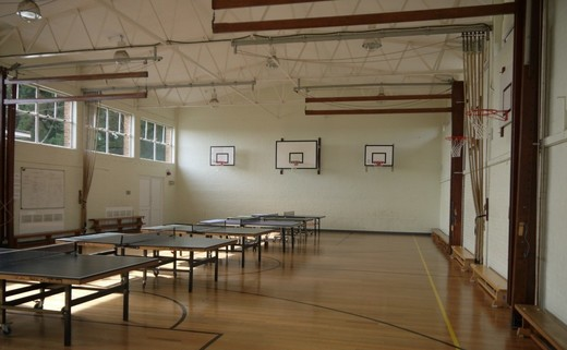 Regular gymnasium