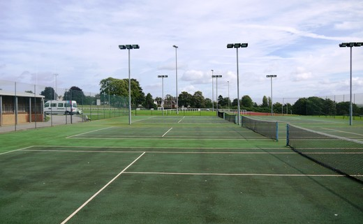 Regular tennis