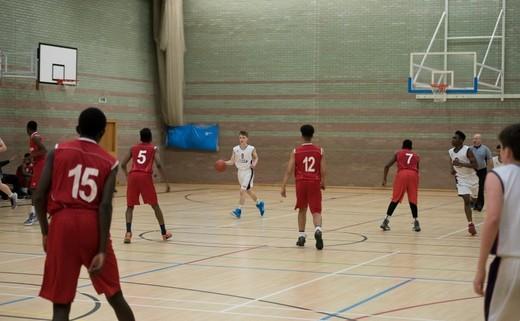 Regular sports hall