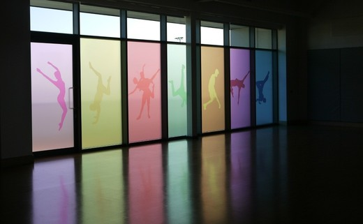 Regular dance studio