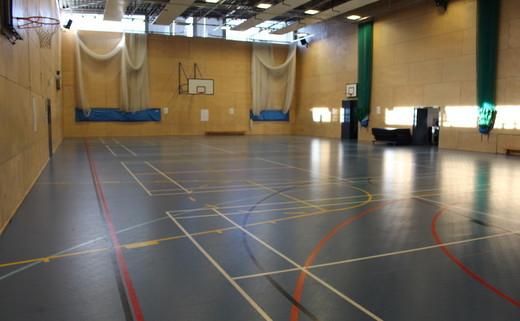 Regular walworth   sports hall 4 th