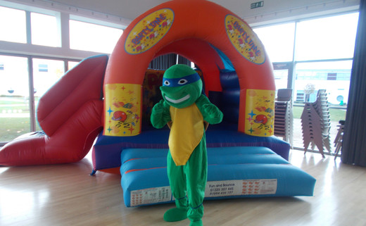Children's party packages are available throughout the year, choose your activity or hall hire only!