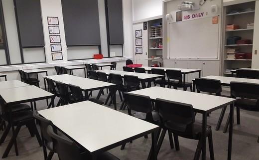 Regular classroom 2