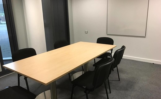 Regular meeting room b