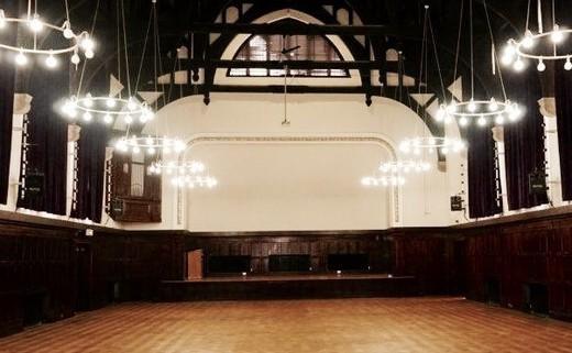Regular grand hall 2
