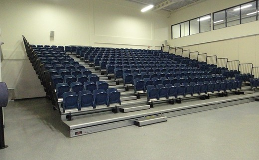 Regular main hall   seating 1