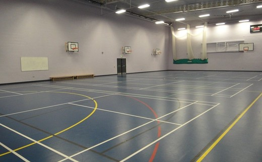 Regular sports hall1