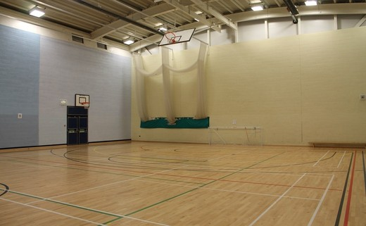 Regular sports hall edited