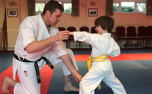 Matt Ward Karate