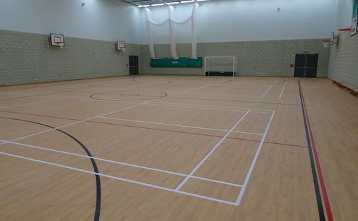 Regular north halifax   sports hall