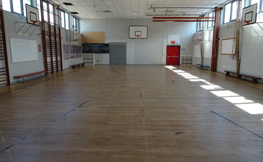 Regular north halifax   gymnasium