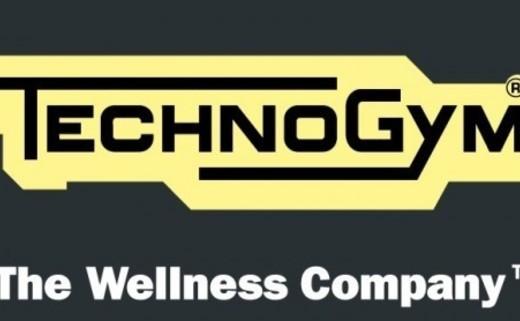 Regular technogym logo