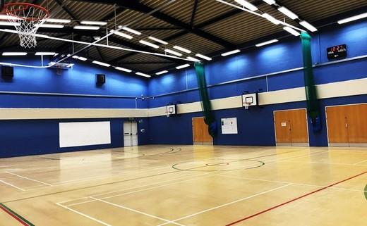 Regular sportshall1